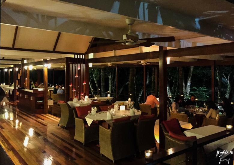 Flights To Fancy: Silky Oaks Lodge Mossman Queensland - Restaurant