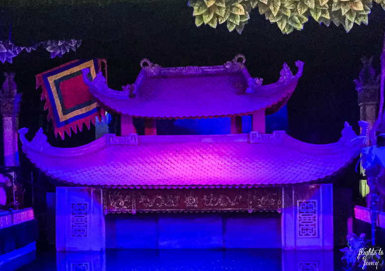 Flights To Fancy: Thang Long Water Puppet Theatre - Stage