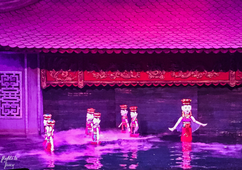 Flights To Fancy: Thang Long Water Puppet Theatre - Vietnamese Water Puppets-1