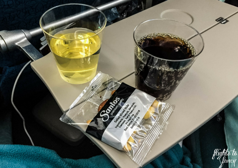Flights To Fancy: Vietnam Airlines International Economy Review - Snacks