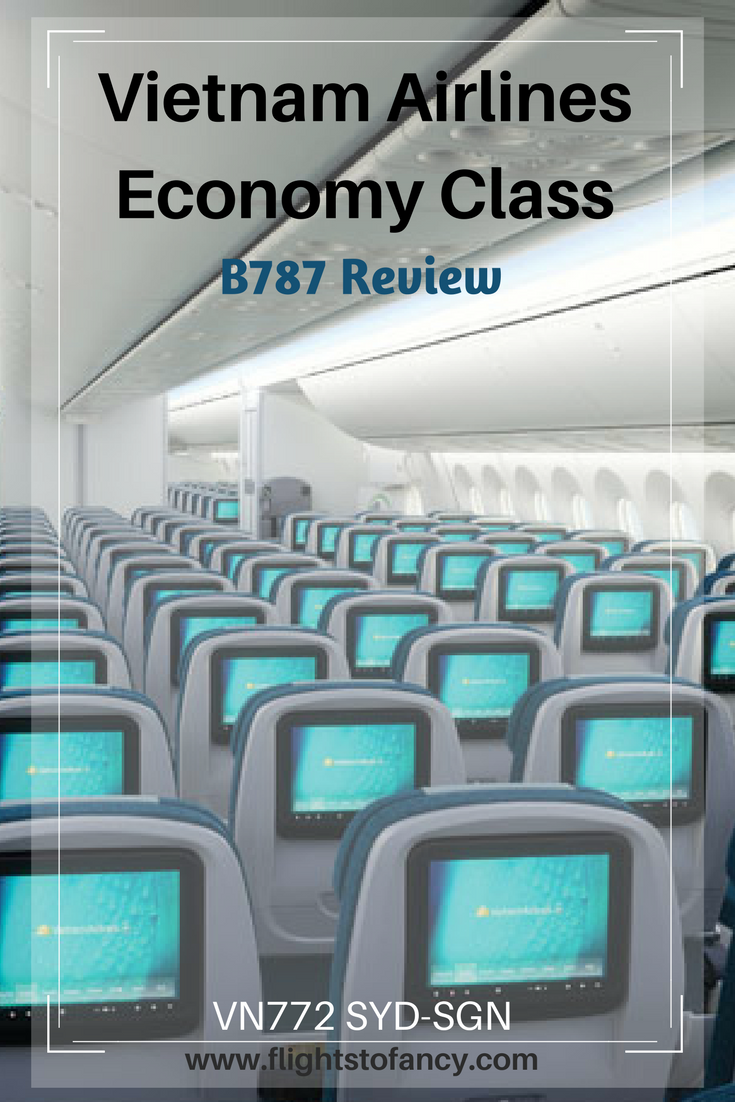 Vietnam airlines is one of the few airlines who fly direct to Vietnam from Sydney and it is the only full service airline to do so. Check out my Vietnam Airlines International Economy Class review to decide if it's worth paying a few extra dollars than the budget carriers. charge.