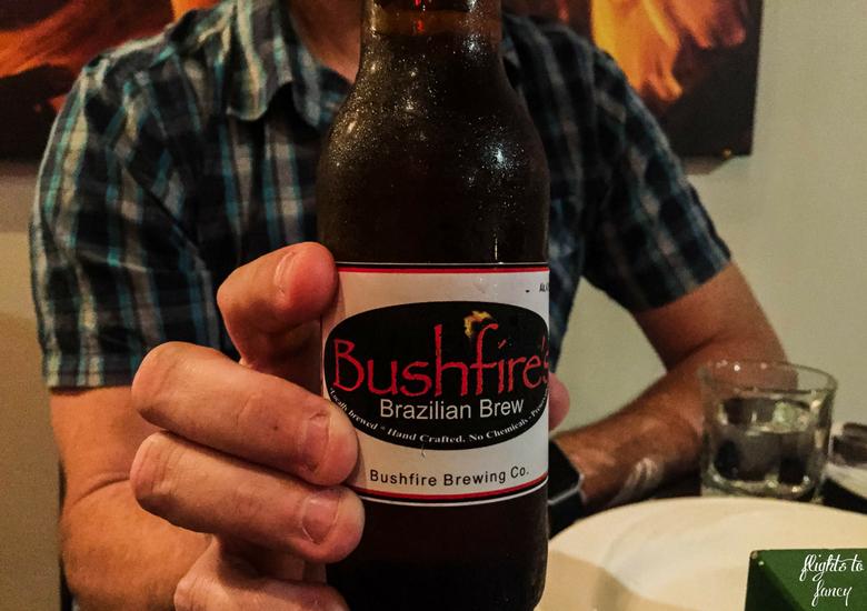 Flights To Fancy: The Abbott Boutique Hotel Cairns - Bushfire Brazilian Brew