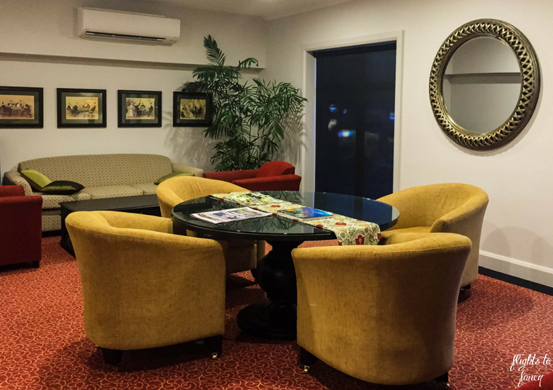 Flights To Fancy: The Abbott Boutique Hotel Cairns - Lounge