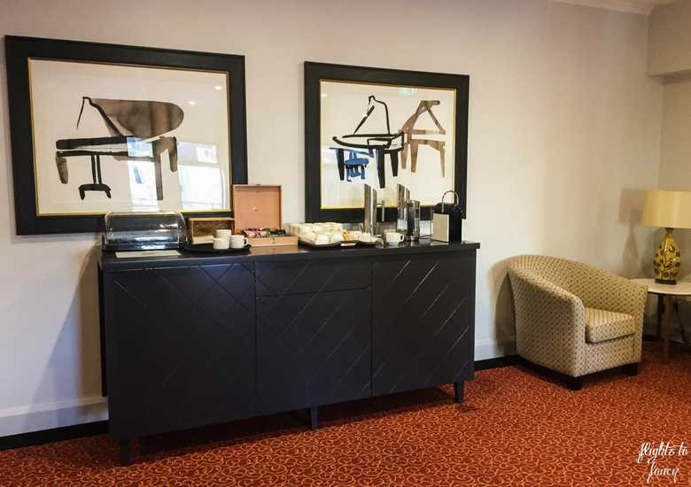 Flights To Fancy: The Abbott Boutique Hotel Cairns - Refreshments