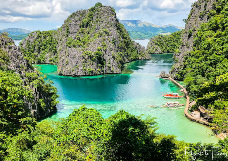 Flights To Fancy Featured Image Coron Island Hopping Tour
