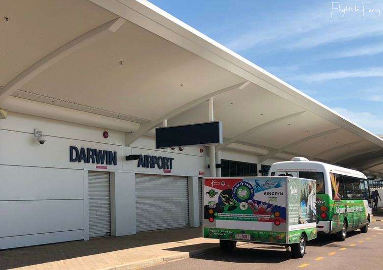 Featured Image - The Ultimate Guide To Darwin Airport Transfers