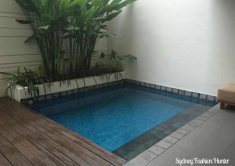Sydney Fashion Hunter: Visiting Bali - Magani Hotel Premier Pool Room
