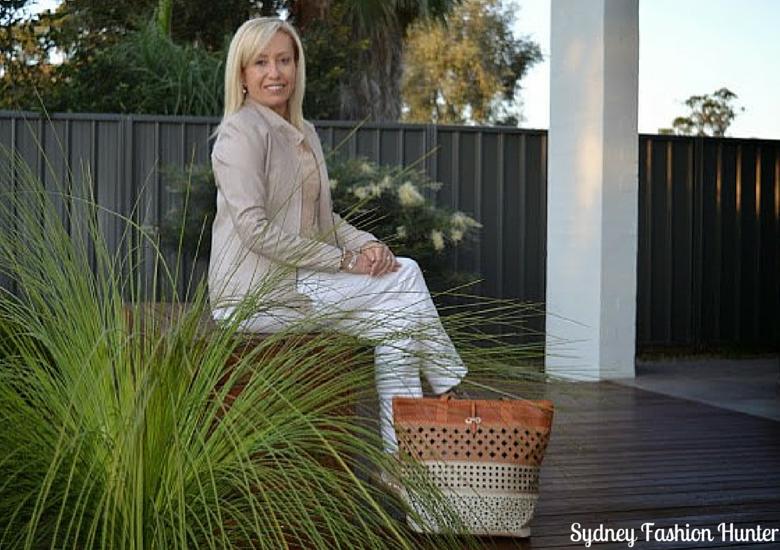 Sydney Fashion Hunter: The Wednesday Pants #37 - Leather & Lace