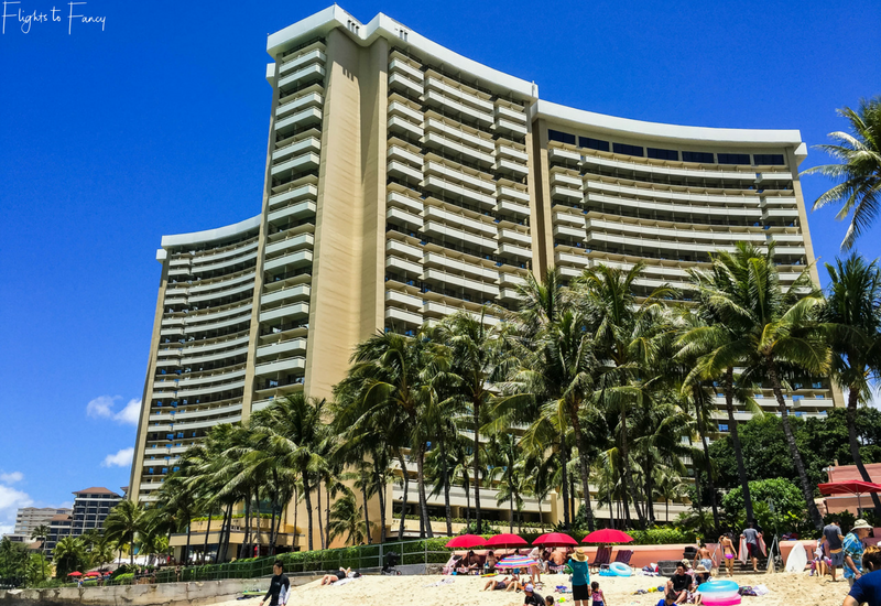 Hawaii Guide For First Time Visitors: Sheraton Waikiki