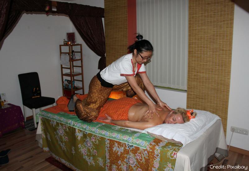 Thai Massage Pixabay