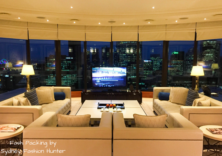 Fash Packing by Sydney Fashion Hunter: Crown Towers Melbourne Deluxe Villa Review