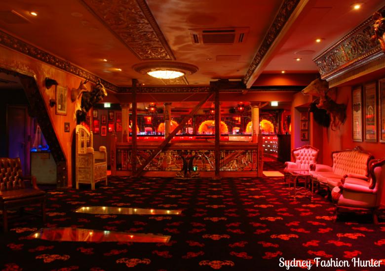 Dracula's Comedy Cabaret Restaurant Bar