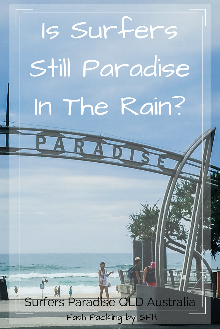 What do you do in Australia's favourite playground when mother nature rains on your paradade? I've got 16 suggestions to make the most of your trip despite the weather right here http://bit.ly/SFH-Surfers-Rain