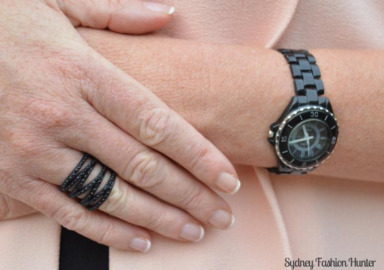 Sydney Fashion Hunter: Fresh Fashion Forum #26 - Showpo Cape Coat Watch & Ring