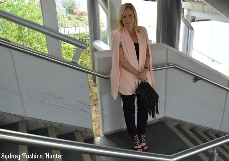Sydney Fashion Hunter: Fresh Fashion Forum #26 - Showpo Cape Coat
