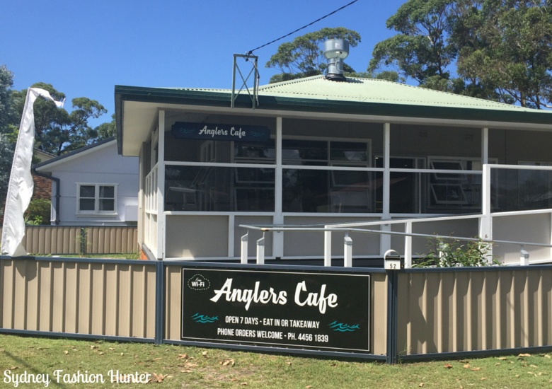 Anglers Cafe Lake Conjola