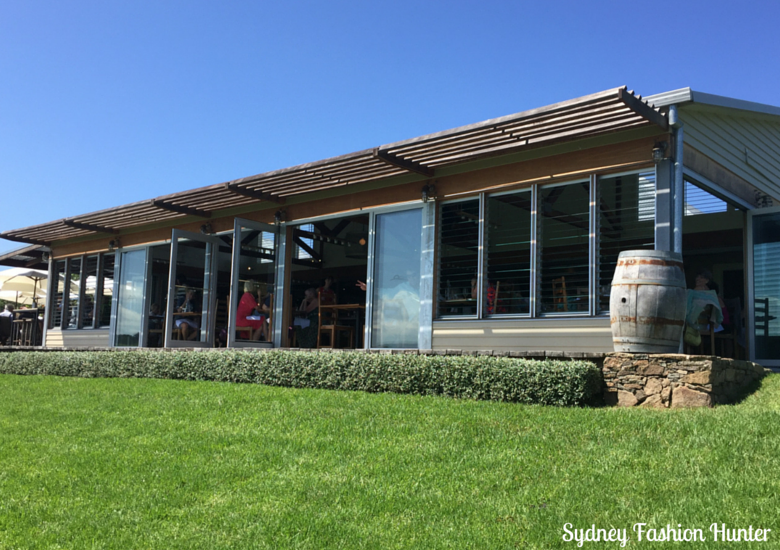 Cupitts Winery Milton NSW: Restaurant