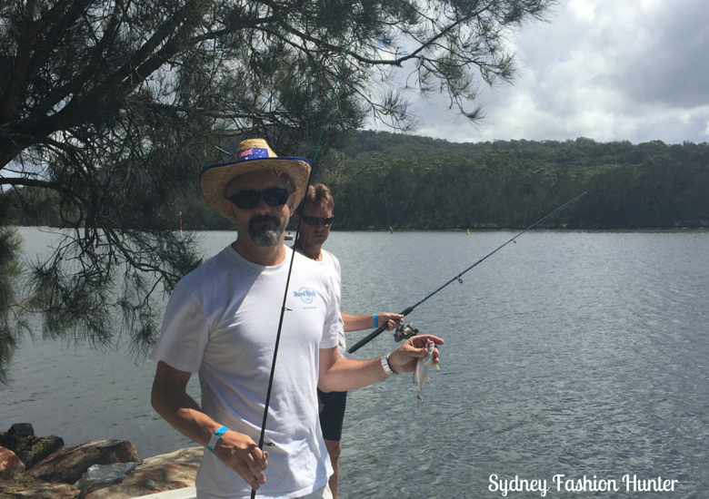Lake Conjola Fishing