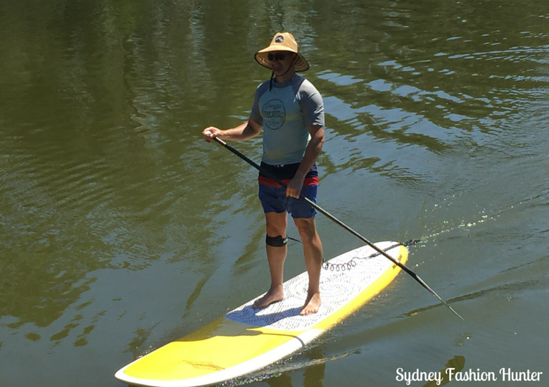 Active Holidays Lake Conjola: Stand Up Paddle Board