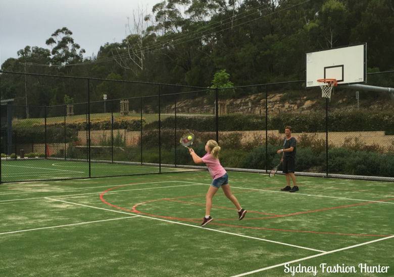 Active Holidays Lake Conjola: Tennis