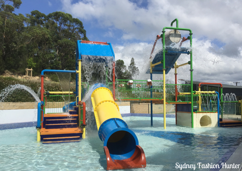 Active Holidays Big 4 Lake Conjola: Water Park