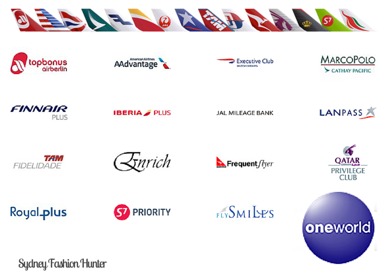 One World Airline Alliance