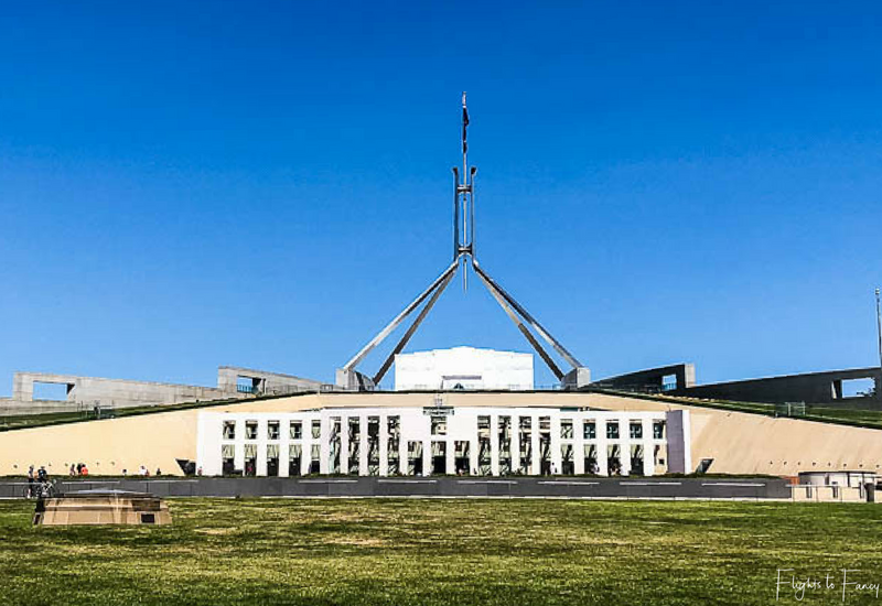 Short breaks from Sydney: Canberra