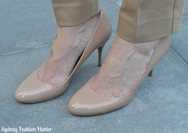 Sydney Fashion Hunter Fresh Fashion Hunter #27 - Nude Kurt Geiger Pumps