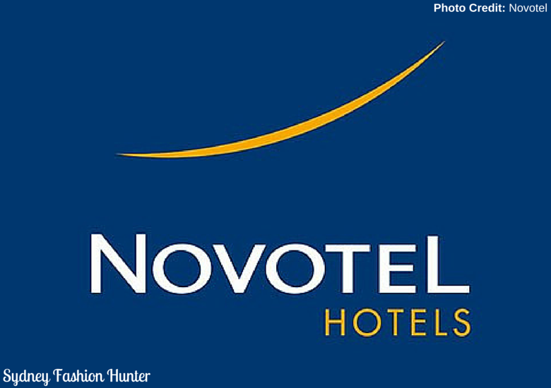 Sydney Fashion Hunter: Novotel Canberra - Logo