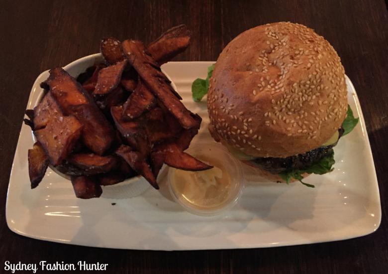Sydney Fashion Hunter: Skyzone Miranda - Grill'd Burger