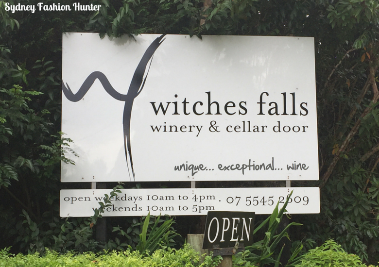 Sydney Fashion Hunter: Gold Coast - Witches Falls Winery