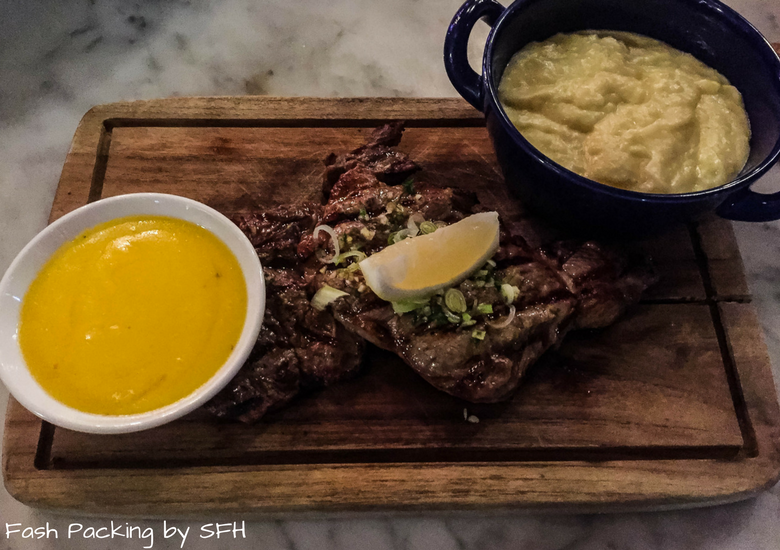 Fash Packing by Sydney Fashion Hunter: Romeos Bar & Grillery - Steak
