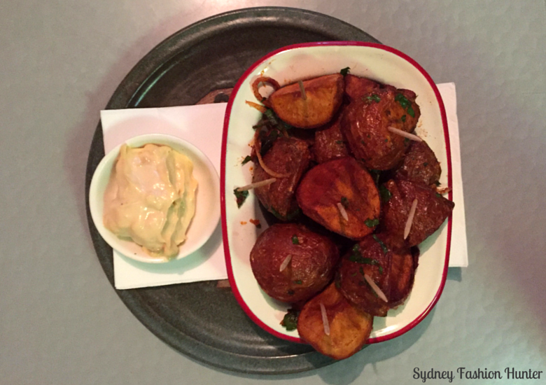 Sydney Fashion Hunter: Dining in The Sunshine Coast - BaVigo Crisp Paprika Potatoes