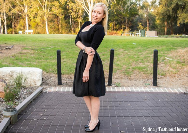 Sydney Fashion Hunter: Fresh Fashion Forum #34 Jacquard Skirt