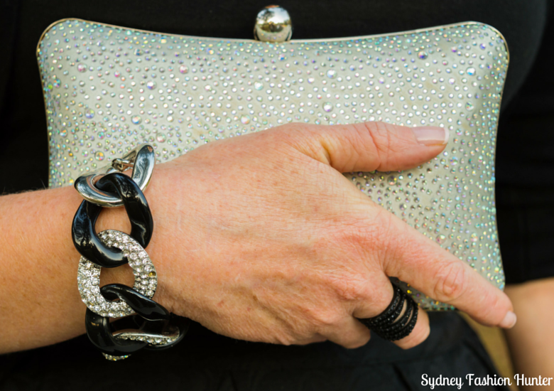 Sydney Fashion Hunter: Fresh Fashion Forum #34 Crystal Clutch