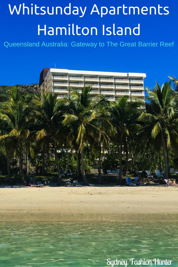 Blue Waters Apartments Hamilton Island