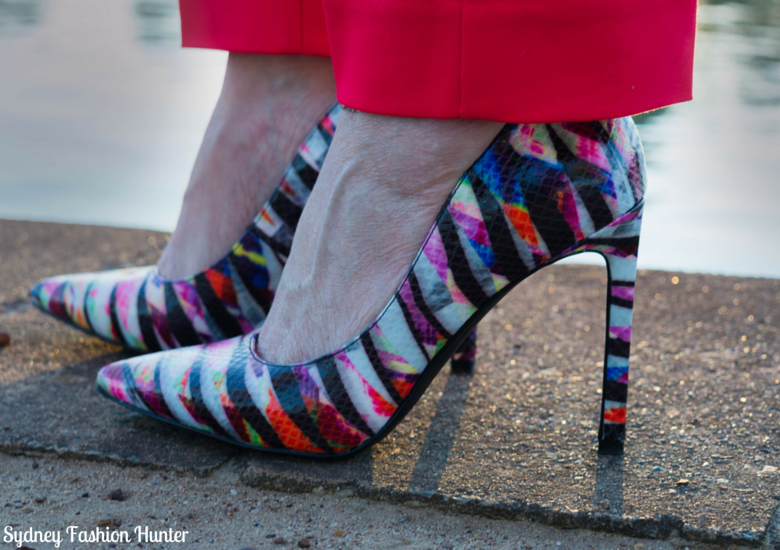 Sydney Fashion Hunter: Fresh Fashion Forum #35 - Coral Pants