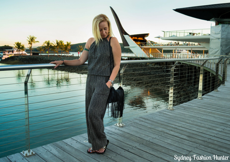 Sydney Fashion Hunter: Fresh Fashion Forum 37 - Casual Jumpsuit Side