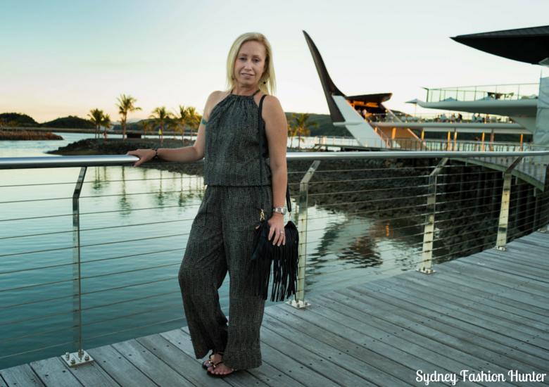 Sydney Fashion Hunter: Fresh Fashion Forum 37 - Casual Jumpsuit side