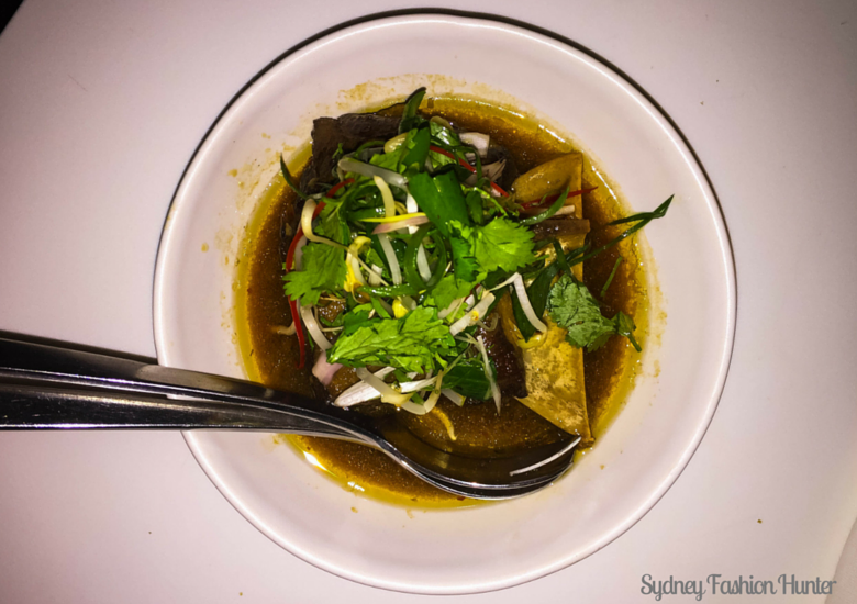 Sydney Fashion Hunter: Hamilton Island Wining & Dining - Coca Chu - Vietnamese Braised Lamb Shoulder