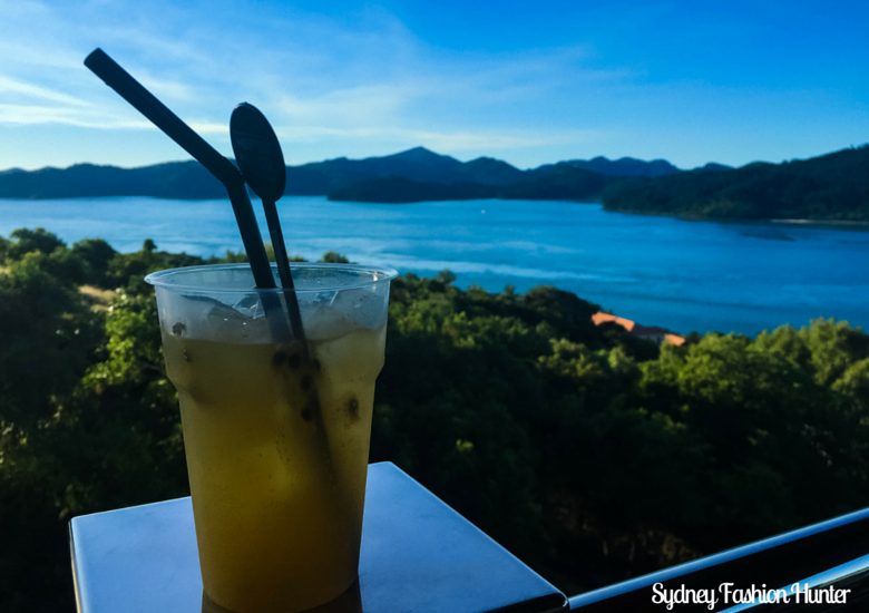 Sydney Fashion Hunter: Hamilton Island Dining - One Tree Hill Cocktail