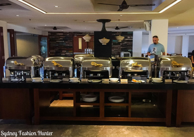 Sydney Fashion Hunter: The Magani Hotel Bali Review - Breakfast Buffet