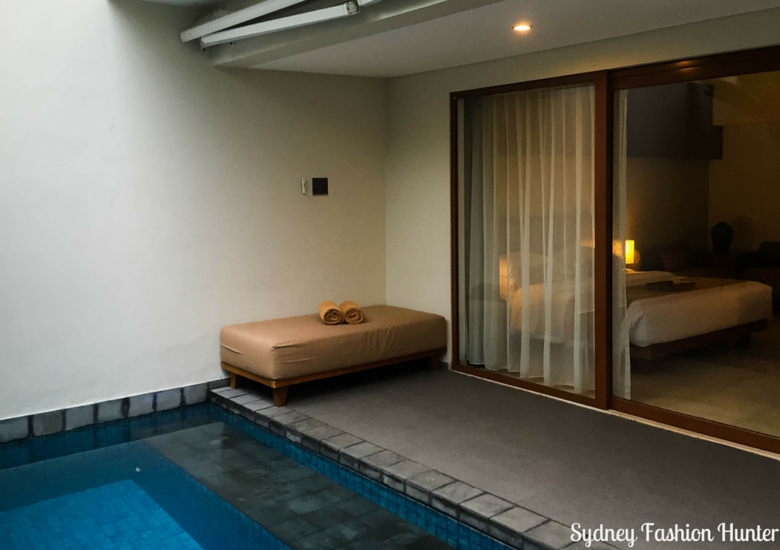Sydney Fashion Hunter_ The Magani Hotel Bali Review - Courtyard