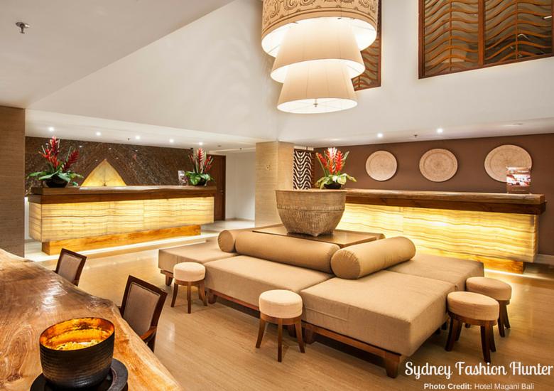 Sydney Fashion Hunter_ The Magani Hotel Bali Review - Reception