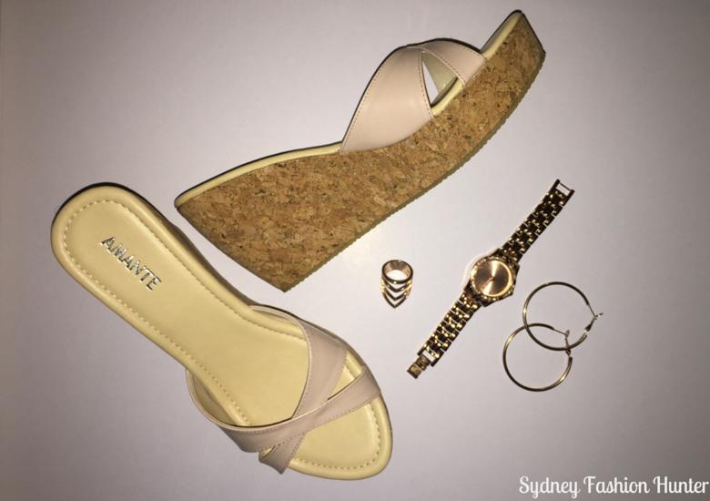 Sydney Fashion Hunter: Fresh Fashion Forum #40 - Simply Neutral - Accessories