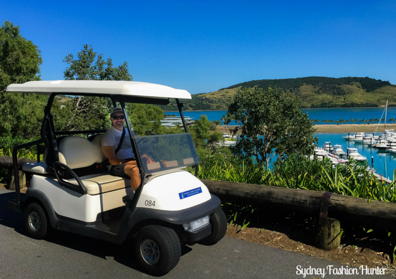 Sydney Fashion Hunter: Hamilton Island Winter Short Break Buggy