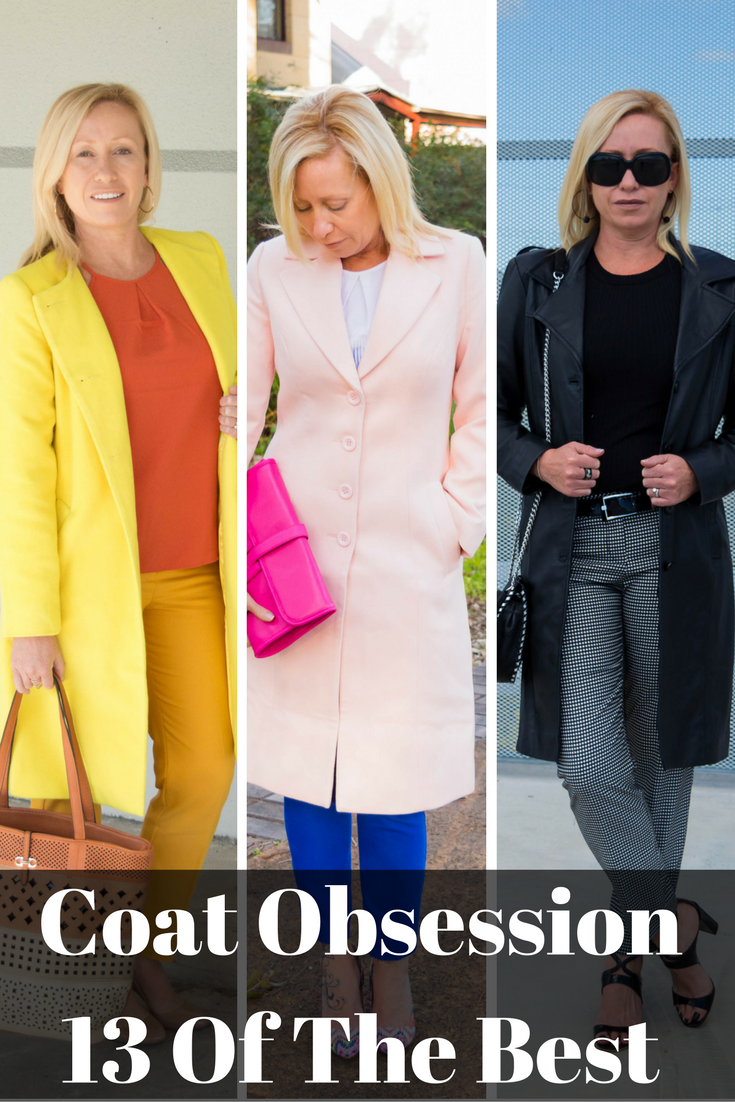 I'm a bit coat obsessed. 13 of my favourites for your inspo pleasure on the blog :)