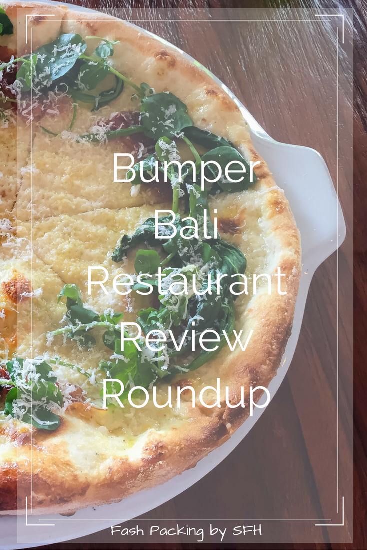 Looking for dining inspiration in Bali? My roundup of Bali restaurant reviews is a great place to start. There is truly something for everyone. http://bit.ly/bali-restaurants