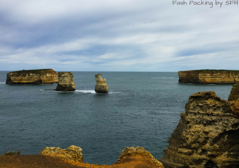 Fash Packing by SFH: Road Trippin' Australia's Iconic Great Ocean Road - Bay Of Islands