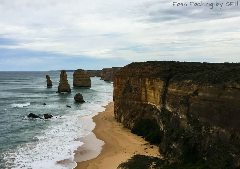 Fash Packing by SFH: Road Trippin' Australia's Iconic Great Ocean Road - The Twelve Apostles